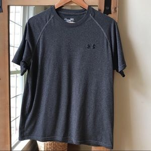 Under Armour Grey Dri-Fit Tee-Shirt